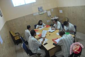 25 orang dokter periksa kesehatan calon bupati Muba