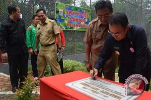 Warga Kota Palembang banyak berwisata ke taman kupu-kupu