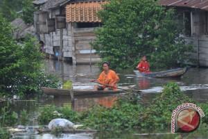 Empat orang meninggal dalam banjir di Sidimpuan