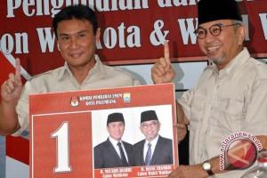 Mularis-Husni bertekad jadikan Palembang kota 'Murni'