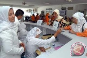 Pasien Jamsoskes cuci darah gratis