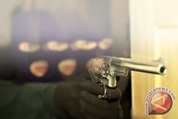 Polres Muaraenim selidiki kasus perampokan di gelumbang