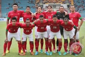 Pemain Timnas Indonesia lawanAsean All Stars
