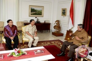 Prabowo sebut PKS dan PAN sambut dialognya dengan SBY