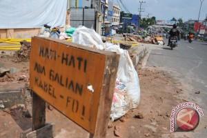 Gubernur: kerusakan jalan provinsi segera diperbaiki