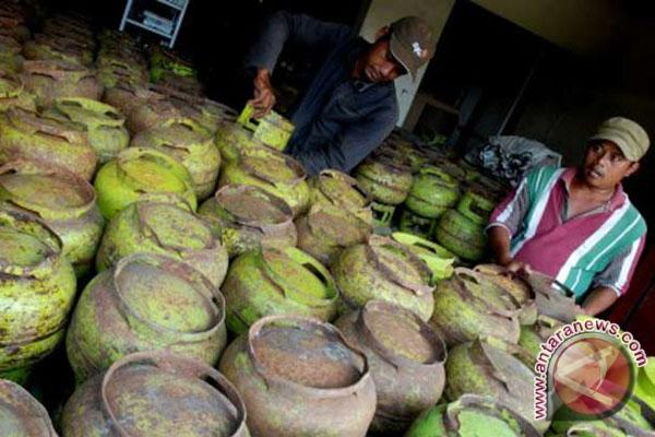 Pertamina tingkatkan penyaluran elpiji di Bangka