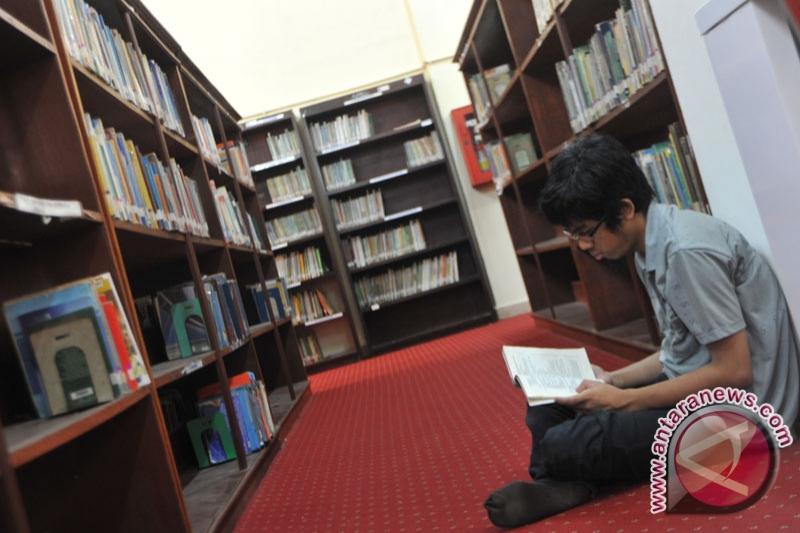Pemkot Palembang galakkan program gemar membaca