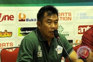 Sriwijaya FC targetkan poin sempurna hadapi Madura United