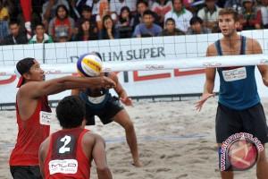 Australia borong medali TurnamenVoli Pantai Asia Pasifik Palembang