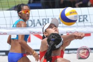 Timnas voli pantai targetkan final turnamen Asia Pasifik