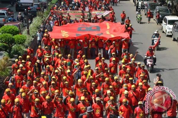 KSPI siapkan aksi buruh dukung pemberantasan korupsi