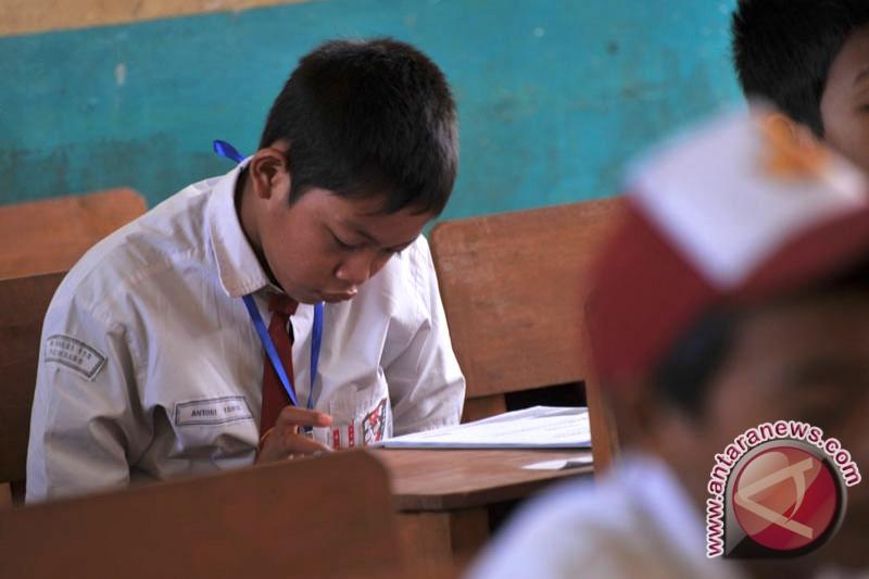 4 416 Siswa Peserta Ujian Sekolah Dasar Seluruhnya Lulus Antara News Sumatera Selatan Antara