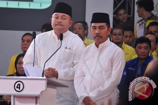 Gubernur Sumsel cuti kampanye  Pilkada