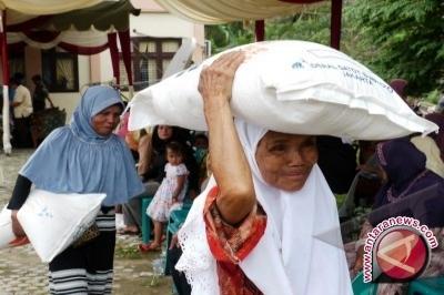 Stok beras di Sumsel-Babel capai 50.000 ton