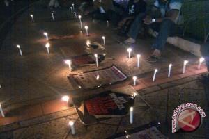Jurnalis Palembang refleksi Hari Kebebasan Pers