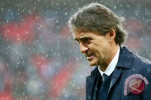 Mancini frustasi karena minimnya kesempatan bermain pemain muda Italia