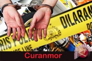 Polisi lumpuhkan bandit spesialis pencuri motor
