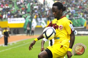 Sriwijaya FC kembali istirahatkan Bio Pauline