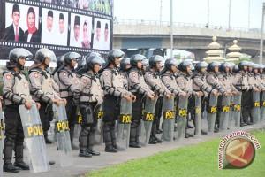 Polres Musi Banyuasin tindak tegas pengganggu Pilkada