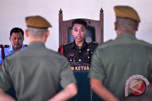 Enam prajurit TNI jalani sidang terkait kasus narkoba