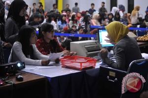 Ujian masuk Unsri diikuti 5.293 peserta