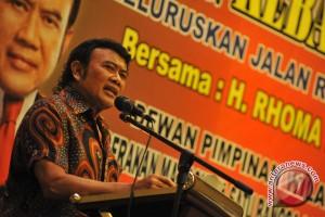 Rhoma: Pemerintahan semakin konsisten berantas korupsi