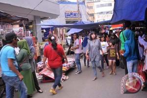 Pedagang Pasar Baturaja segera tempati lapak baru