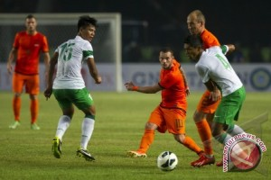 Sneijder cetak gol saat belanda tundukkan Luxemburg