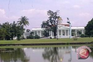 "Istana Bogor ""Open"" diminati wisatawan asing"