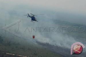BNPB terjunkan heli atasi kabut asap di Sumsel