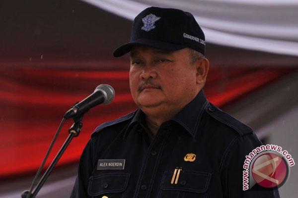 Gubernur: Kabupaten Empat Lawang paling tertinggal