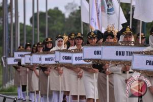 Ogan Komering Ilir juara Jambore Pemuda Daerah