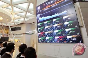 IHSG Bursa Efek Indonesia dibuka naik  25,45 poin