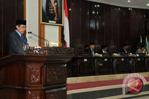 DPRD setujui pertanggungjawaban APBD Sumsel