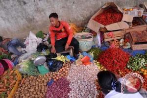 Harga kentang naik jelang Ramadhan