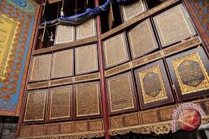 Permintaan Alquran di Palembang meningkat selama Ramadhan