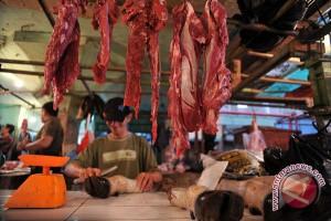 Bulog Sumsel siapkan dua ton daging beku