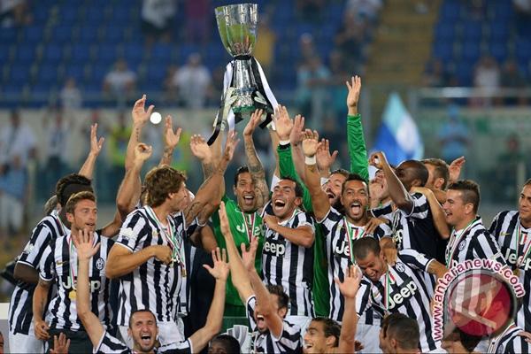 Juventus semakin dekat dengann Scudetto setelah taklukkan Sampdoria