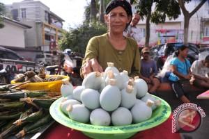 Penjual telok ukan marak di HUT RI