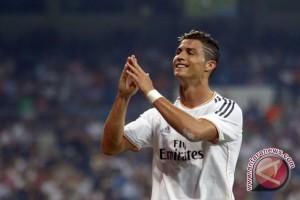 Ronaldo terpilih sebagai pemain terbaik Eropa