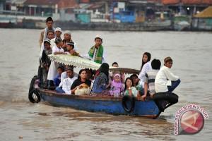 Pemkot Palembang benahi objek wisata air