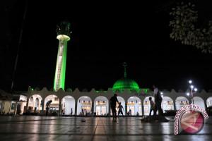Masjid Raya akan berciri khas daerah