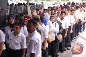 Sekda: Keterlambatan gaji PNS akibat perubahan organisasi