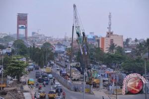 Pemerintah alokasikan Rp407,6 miliar bangun jembatan layang