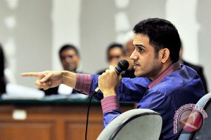 KPK periksa Nazaruddin kasus KTP-e