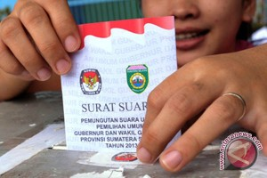 KPU ingatkan warga mengecek nama dalam DPT