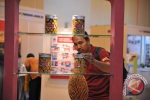 Produksi minyak goreng kelapa di Palembang tinggi