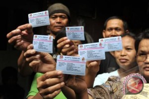 Daftar pemilih tetap  Pilgub Sumsel  5,7 juta orang