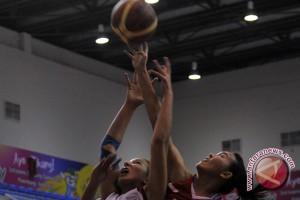 Pelatih: Timnas bola basket putri masih perlu asah serangan