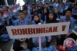 17.663 jamaah Indonesia tiba di Madinah